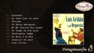 Luis Griñán Y Su Orquesta Quimbombo, Colección Perlas Cubanas #47  (Full Album/Álbum Completo)