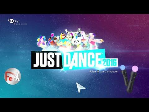 Just Dance 2016 - Song List + Mash-ups + Alternates [PS3]