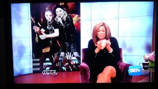 Wendy Williams Breaks Down And Cries Over Her Son And Madonna Uses The N Word (How You Doin?). ;)