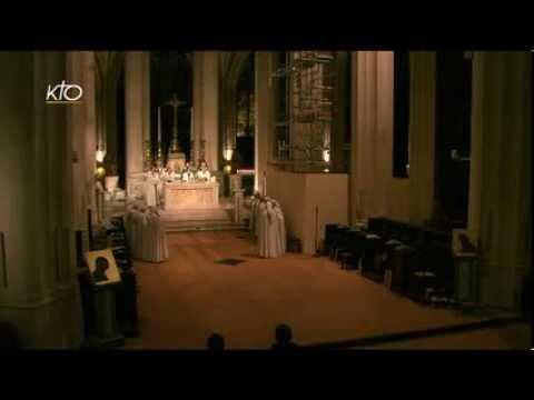Vêpres et Eucharistie du 23 novembre 2013