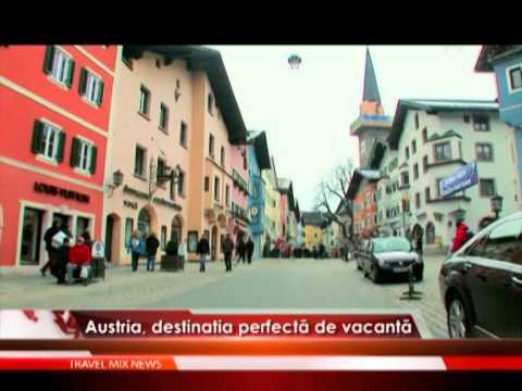 Austria, destinatia perfecta de vacanta