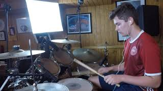 Blur By MØ Feat. Foster The People (Drum Cover)