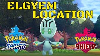 Elgyem  - (Pokémon) - Pokemon Sword And Shield Elgyem Evolution and Location