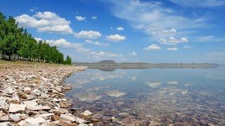 Рыбалка на озере беле в хакасии