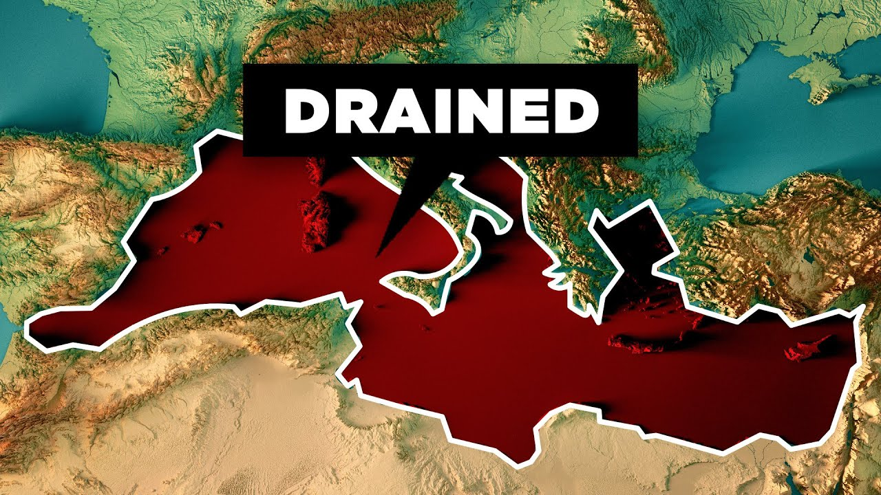 What Would Happen If We Drained the Mediterranean Sea? thumbnail