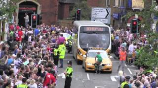 preview picture of video 'Waltham Abbey Olympic Torch Relay Celebrations'