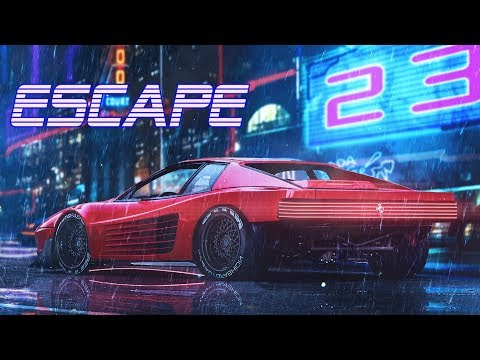 'Escape' | Best of Synthwave And Retro Electro Music Mix