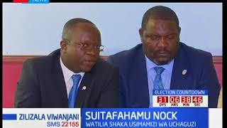 Suitafahamu NOCK: Watilia hofu katika usimamizi wa uchaguzi