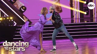 Melora Hardin's Viennese Waltz – Dancing with the Stars
