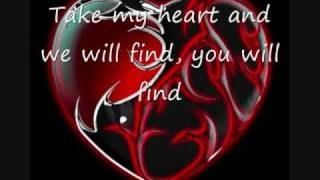 I Will Carry You - Clay Aiken (with lyrics)