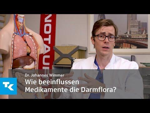 Wie beeinflussen Medikamente die Darmflora? | Dr. Johannes Wimmer