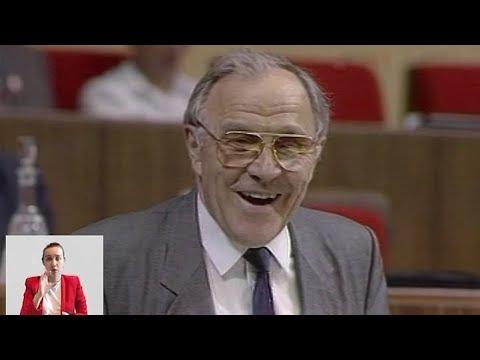 XXVIII съезд КПСС 6.07.1990