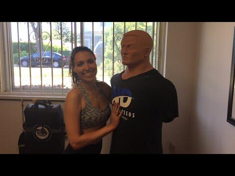 Women's Self Defense training - YouTube