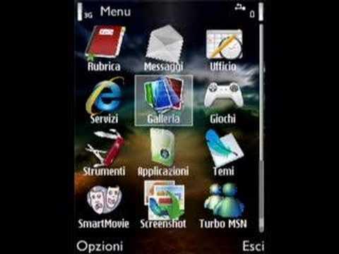 TEMI PER NOKIA N95 8GB SCARICARE