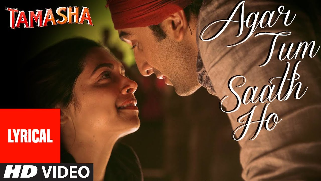 Agar Tum Saath Ho Lyrics | Alka Yagnik, Arijit Singh Lyrics
