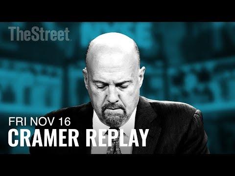 How Jim Cramer Knew Nvidia Would Miss the Quarter онлайн видео