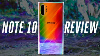 Samsung Galaxy Note10+ review: the luxury phone