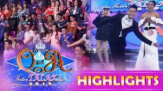 It's Showtime Miss Q & A: Madlang People dance with Kuya Escort Ion