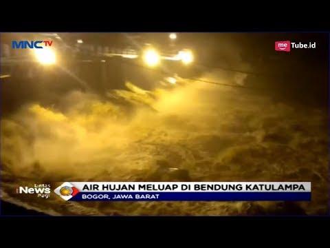 Hujan Deras Guyur Bogor, Bendungan Katulampa Siaga Dua - LIP 24/04