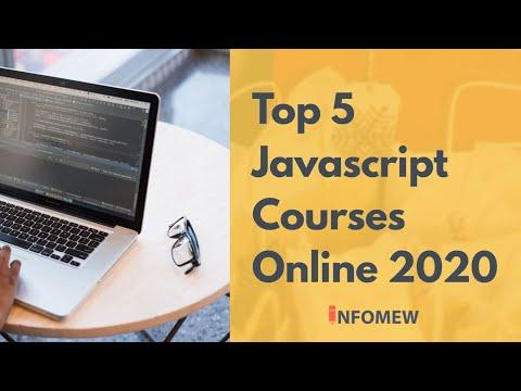 Top 5 JavaScript Courses Online 2020   Best Online Courses ...