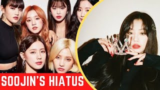 Soojin Halts Activities in (G)I-DLE- For Now- What's Next?
