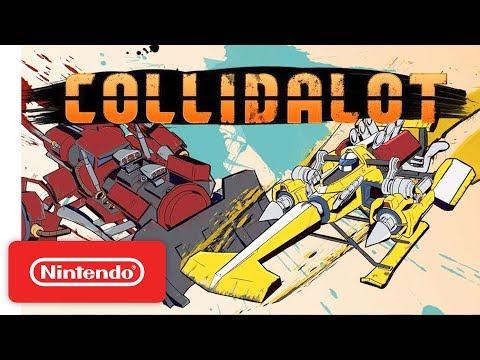 Collidalot - Launch Trailer - Nintendo Switch thumbnail