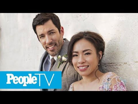 Drew Scott And Wife Linda Phan Are Talking About Property Babies | PeopleTV