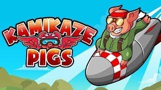"Kamikaze Pigs Gameplay HD(Mini game ""miniclip"") Part nr. 2"