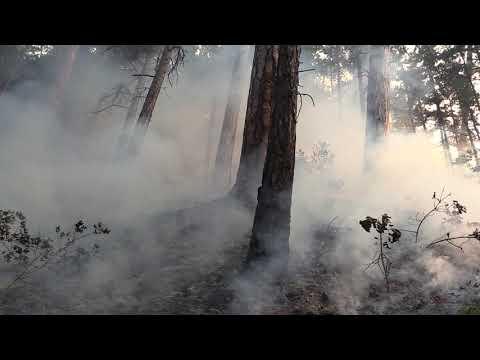 МЧС России напоминает: неосторожное обращение с огнем!