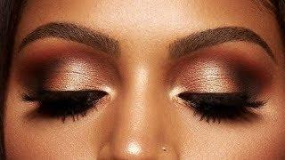 Natural Eyeshadow Tutorial For Black Women