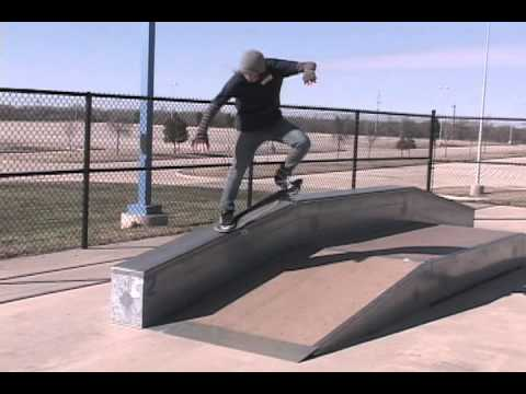 A Day at denton skatepark with Zac