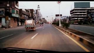 preview picture of video 'Faisalabad ‍| Early morning drive about | May 2014'