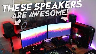 Pioneer DJ DM-40 Active Studio Monitors