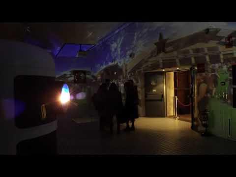 XSIDE / 4YFN Presentation at Antigua Fàbrica Damm (Barcelona)