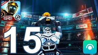 Real Steel World Robot Boxing - Gameplay Walkthrough Part 15 - World Robot Boxing 2 Completed