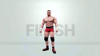 WWE 2K19 - Character Customization