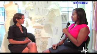 Preview: Tadias TV's Interview With Bridal Gown Guru Amsale Aberra