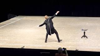 Florian Bowitz, Music, Tap Dance Worldchampionship 2014, Tap Dragons