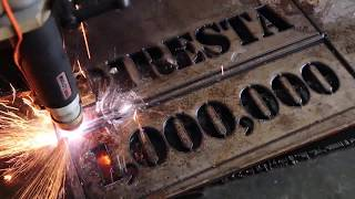 Jimmy DiResta just passed the 1 million fan mark on YouTube and