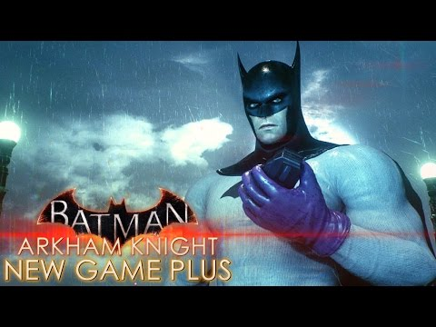 Needs of the Many | Batman: Arkham Knight New Game Plus | Part 8