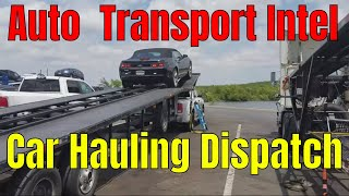 Car Hauling Dispatcher - Booking from a Load Board: Central Dispatch and Cars Arrive Network
