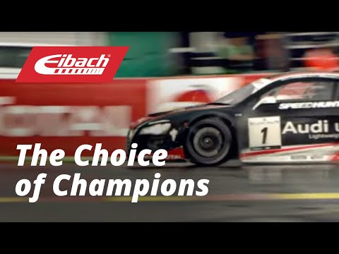 Eibach - The Choice of Champions