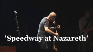 Mark Knopfler - Speedway at Nazareth Live (with lyrics)