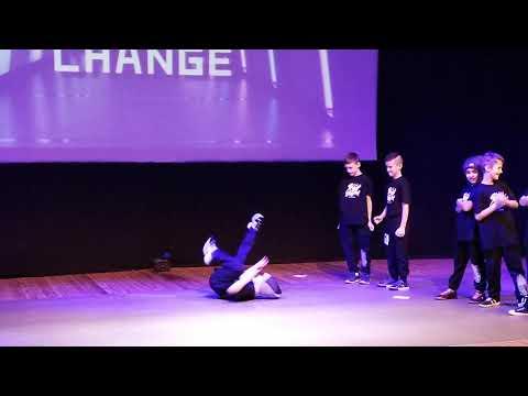 Bring the change. B-boys battle 1st round. #238