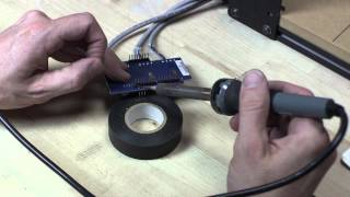 Tutorial: Inventables Quiet Cut DC Spindle & gShield Shapeoko CNC upgrade