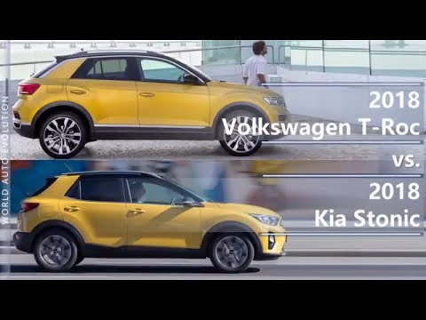 Kia  Stonic Паркетник класса J - тест-драйв 4
