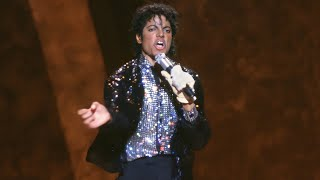 Michael Jackson - Billie Jean - Motown 25th Anniversary - HD