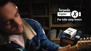 Two Notes Torpedo Captor X - 8 Ohm Video