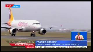 UK based airline fast jet exits Kenya due to low demand