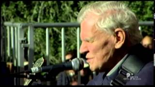 "Doc Watson & David Holt - ""Deep River Blues"" (LIVE)"